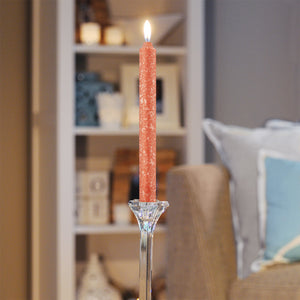 "Root - 9"" Timberline Arista™ Rust Candle (Set of 2)"