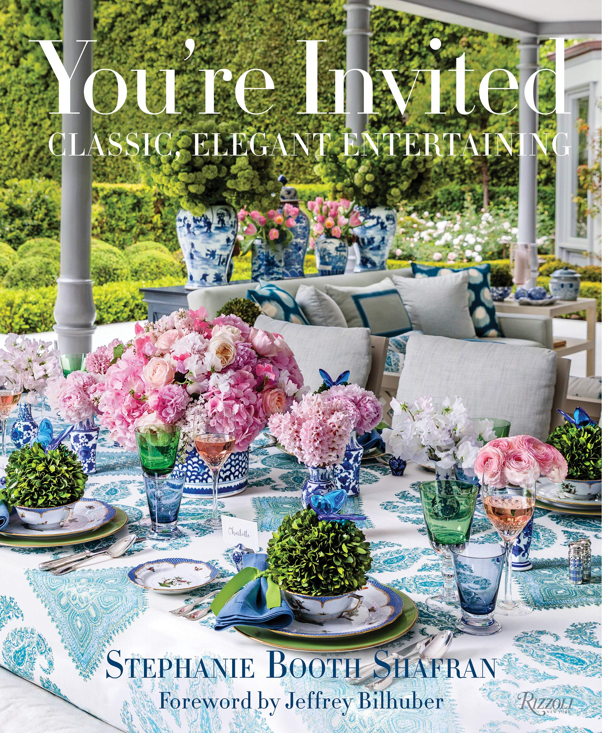 Book - You're Invited: Classic, Elegant, Entertaining