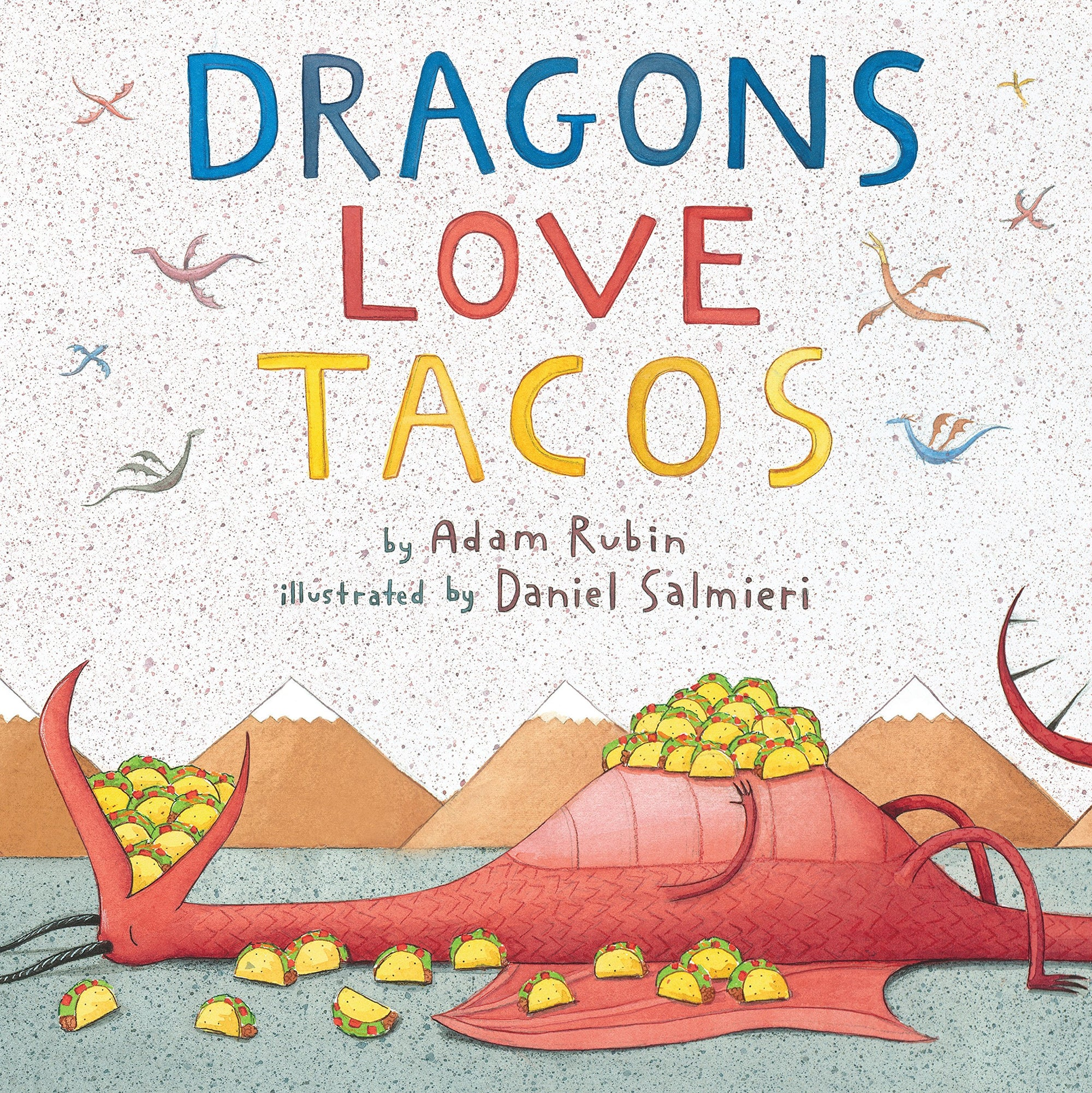 Book - Dragons Love Tacos