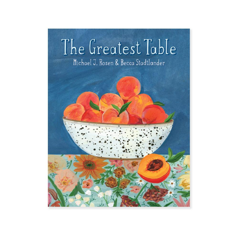 Book - The Greatest Table