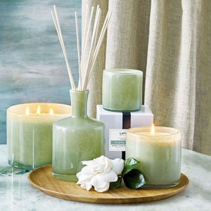 LAFCO Candle - Living Room Fresh Cut Gardenia