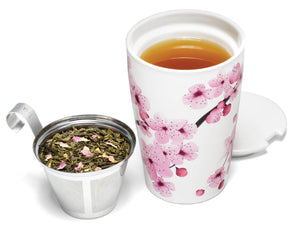 Tea Forte - Kati Steeping Cup & Infuser - Hanami