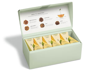 Tea Forte - Presentation Box Green Tea Assortment