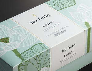 Tea Forte - Presentation Box Lotus