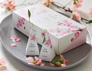 Tea Forte - Cherry Blossom Hanami Petite Presentation Box