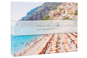 Hachette Book Group - Double Side + Postcard Gray Malin Italy