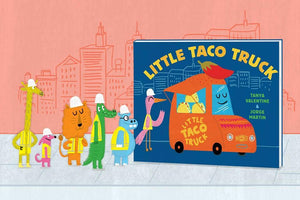 Book - Little Taco Truck