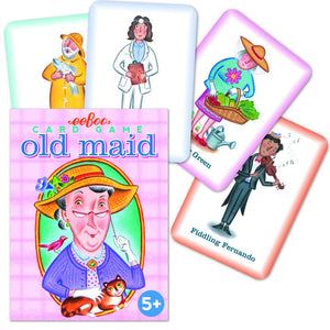 Eeboo - Old Maid Playing Cards
