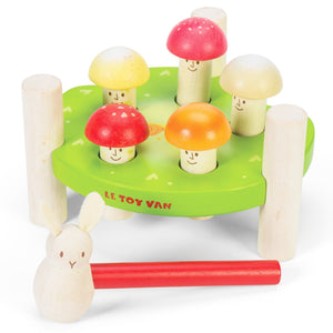 "Le Toy Van - Hammer Game ""Mr Mushroom"""