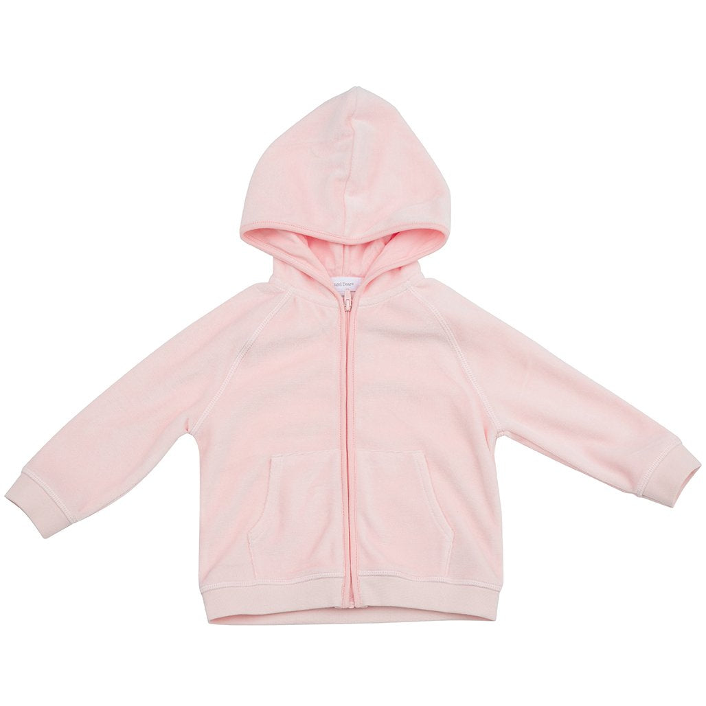 Angel Dear - Velour Jogging Suit - Pink