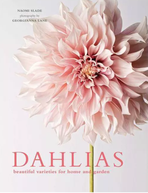 Book - Dahlias: Beautiful Varieties for Home & Garden