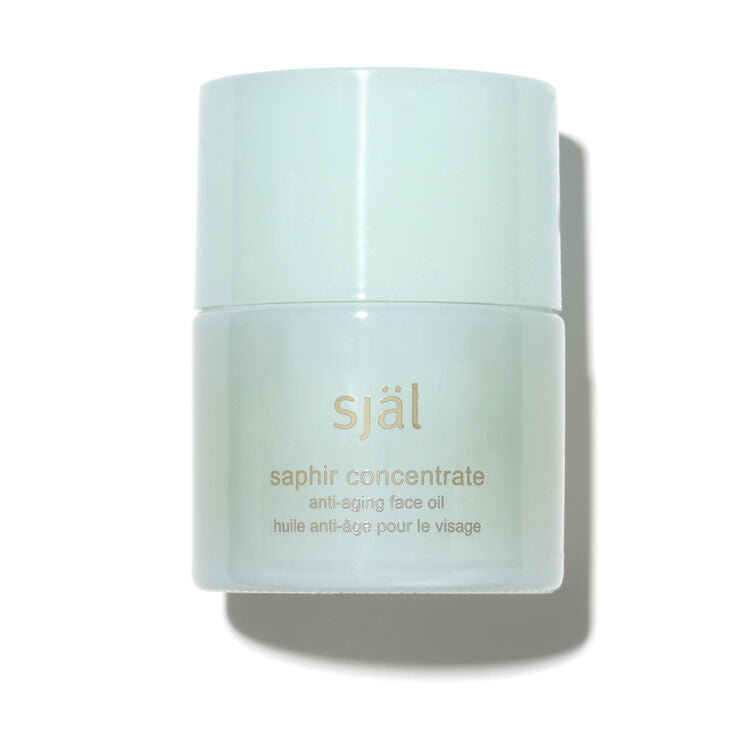 SJAL Skincare - Saphir Concentrate Anti-Aging Face Oil (1fl.oz/30ml)