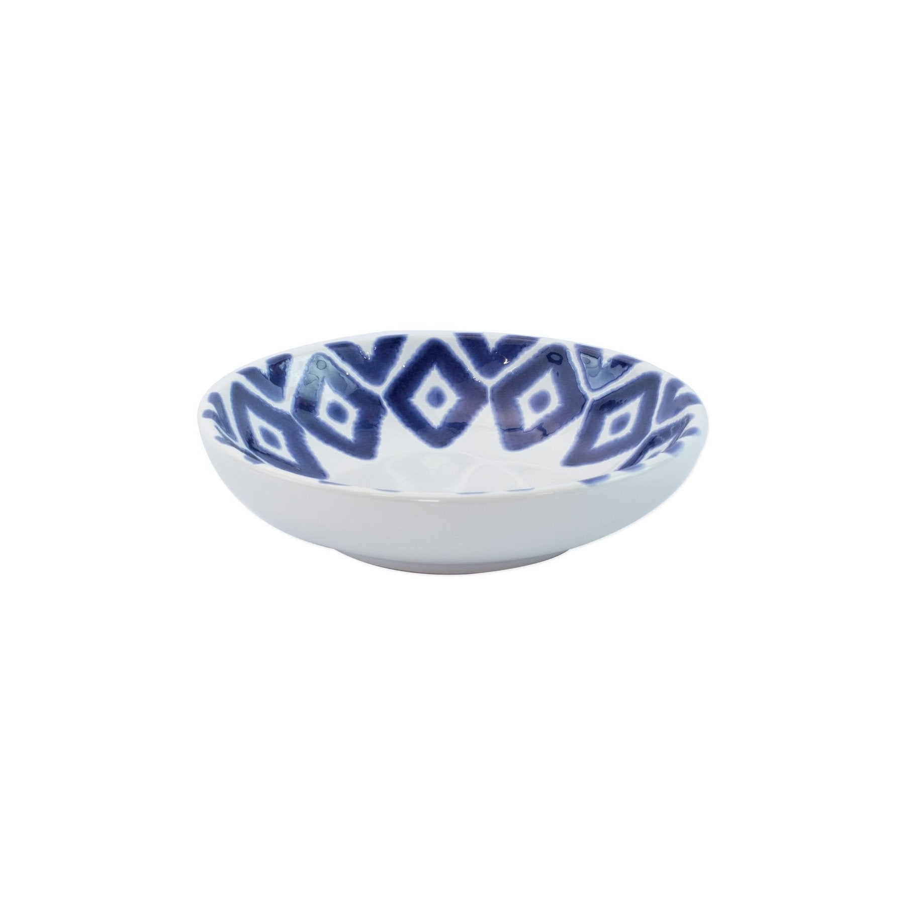 Vietri - Santorini Diamond Condiment Bowl