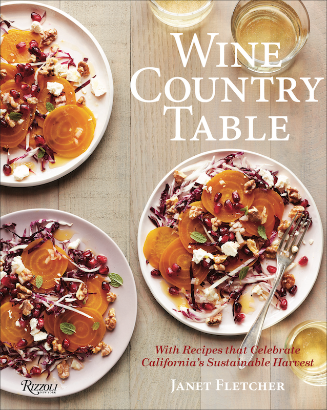 Book - Wine Country Table: With Recipes that Celebrate California's Sustainable Harvest