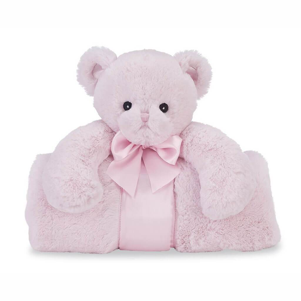 Bearington Baby - Cuddle Me Huggie Bear - Pink