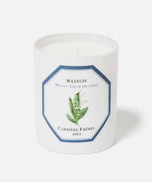 Carrière Frères - Candle - Lily of the Valley