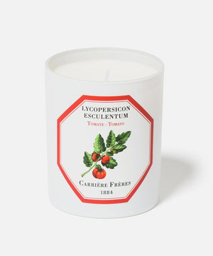 Carrière Frères - Candle - Tomato