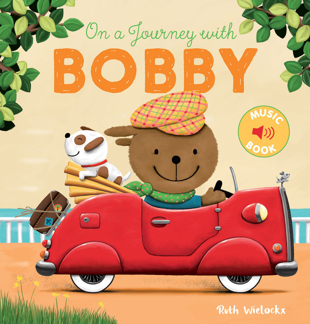 Book - On a Journey with Bobby