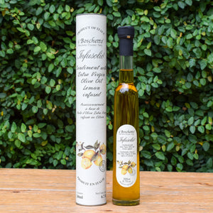 The French Farm - Il Boschetto Lemon Infused Extra Virgin Olive Oil