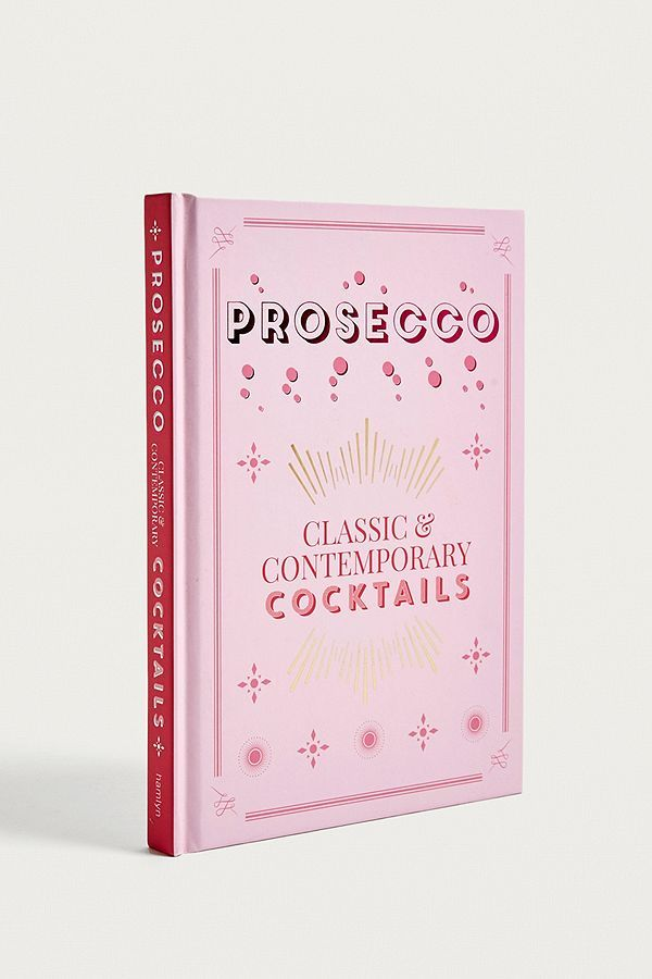 Book - Prosecco Classic & Contemporary Cocktails