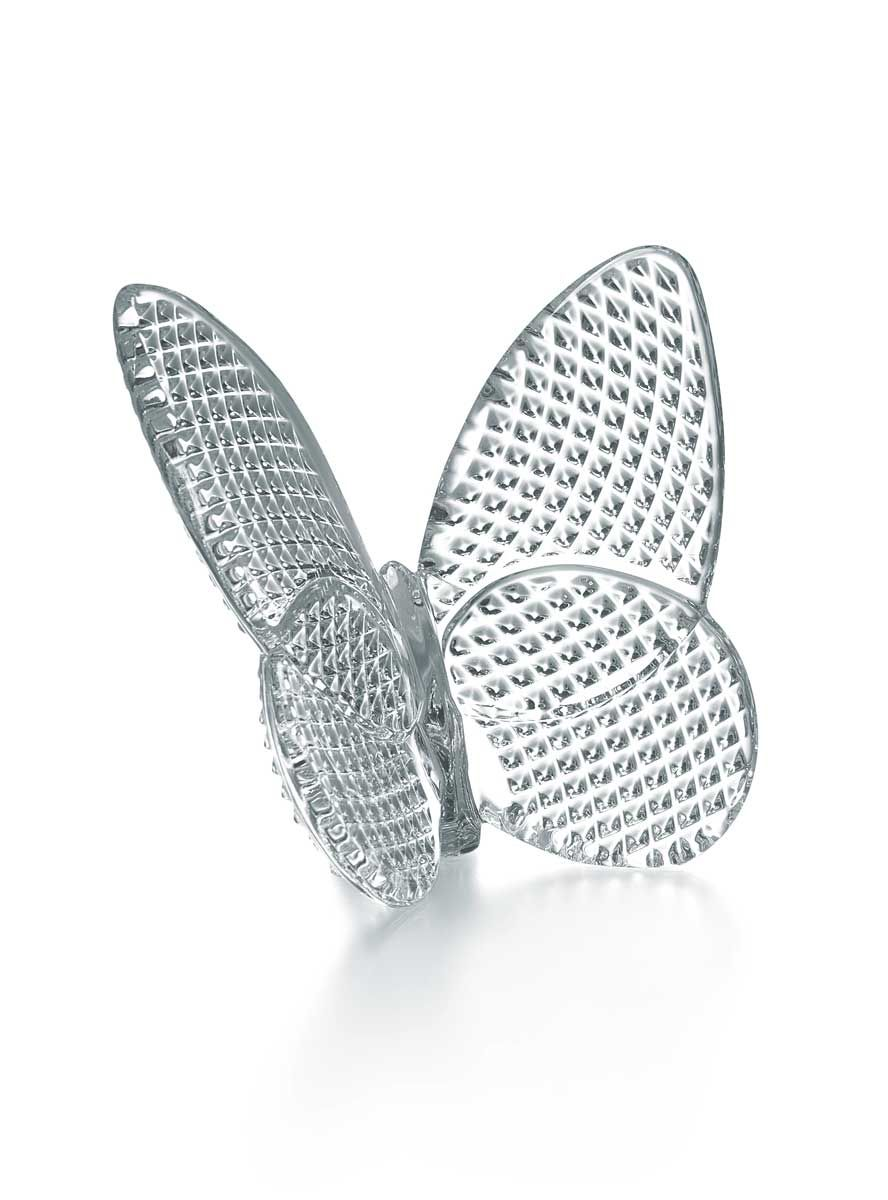 Baccarat - Papillon Lucky Butterfly - Clear Diamant