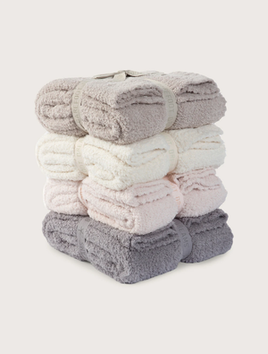 Barefoot Dreams - CozyChic Throw - Stone