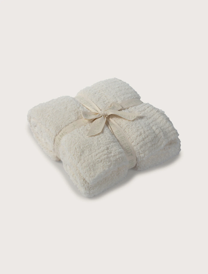 Barefoot Dreams - CozyChic Throw - Cream