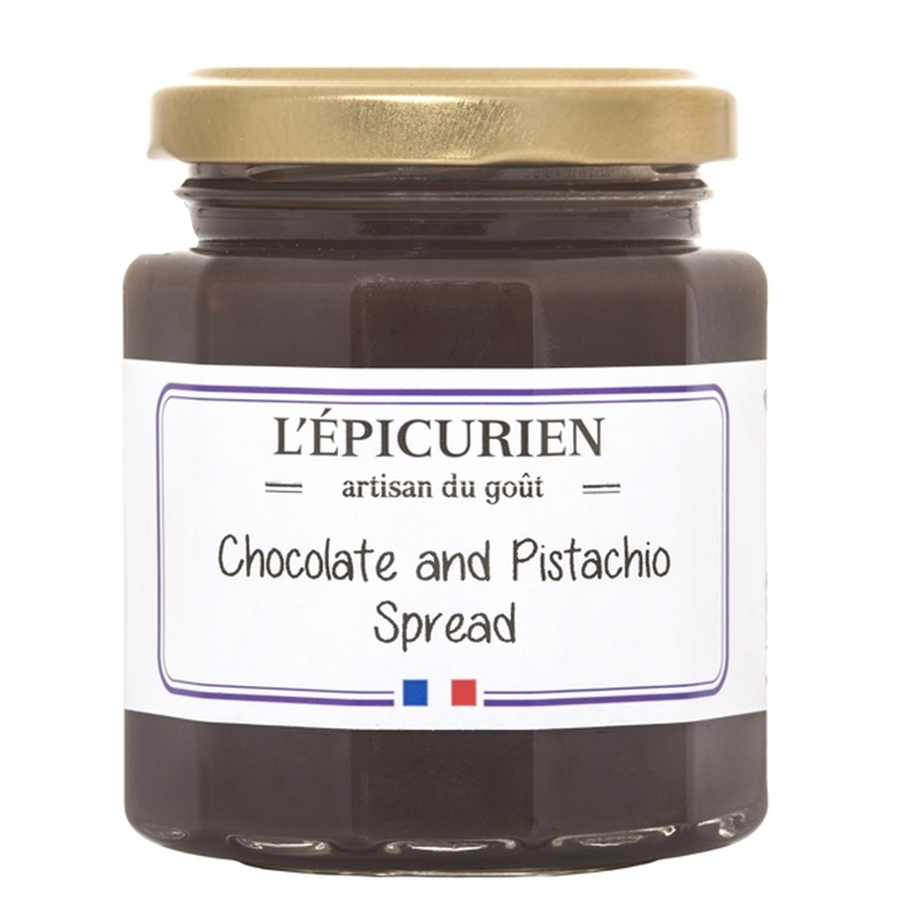 The French Farm - L'Epicurien - Chocolate & Pistachio Spread