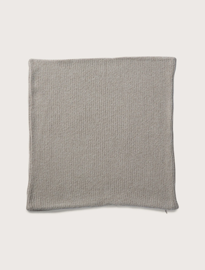 Barefoot Dreams- CozyChic Lite® Ribbed Pillow & Insert - Sand Pearl
