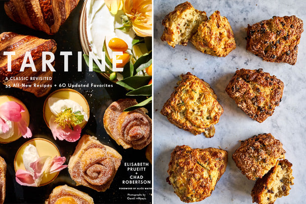 Book - Tartine: Revised Edition: A Classic Revisited: 68 All-New Recipes + 55 Updated Favorites