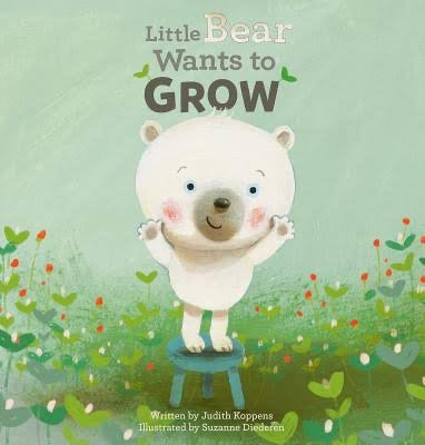 Book - Little Bear Wants to Grow