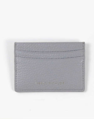 Neely & Chloe - No. 12 The Card Case Pebble - Stone