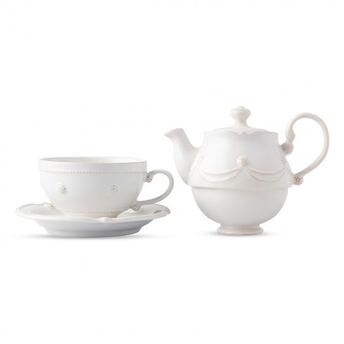 Juliska - Berry & Thread Whitewash Tea for One