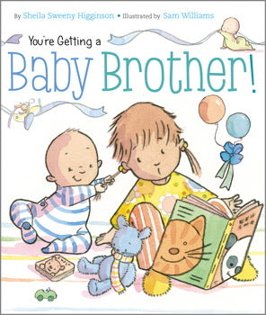 Book - You're Getting A Baby Brother