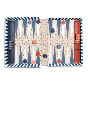 Hachette Book Group - Backgammon Set - The Beach