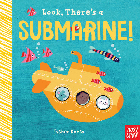 Book - Look, There's a Submarine!
