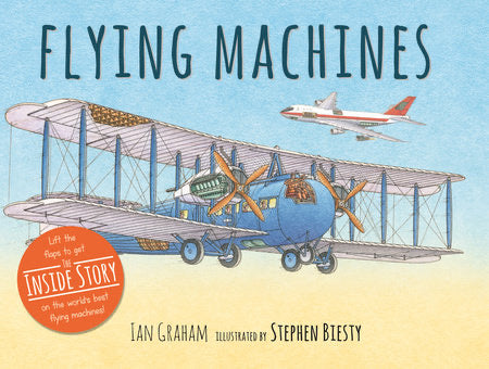 Book - Flying Machines