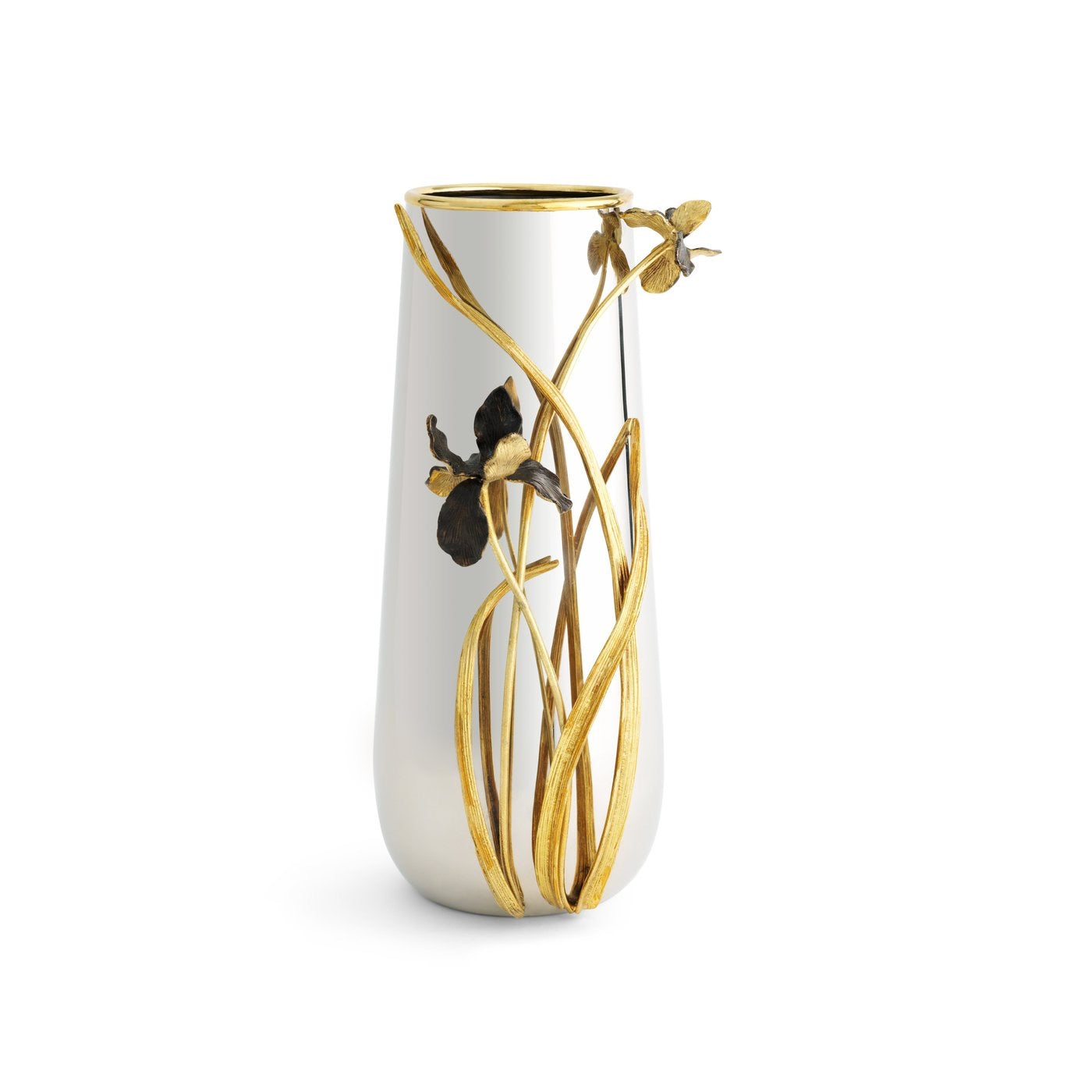 Michael Aram - Black Iris Large Vase
