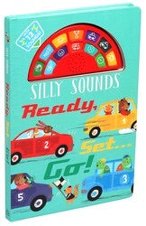 Book - Silly Sounds: Ready, Set...Go!