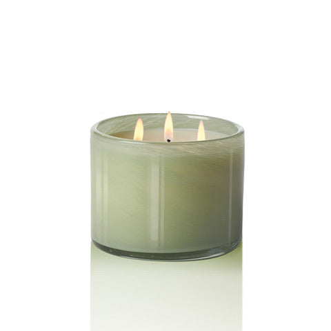 LAFCO Candle - Living Room Fresh Cut Gardenia 3Wick Candle