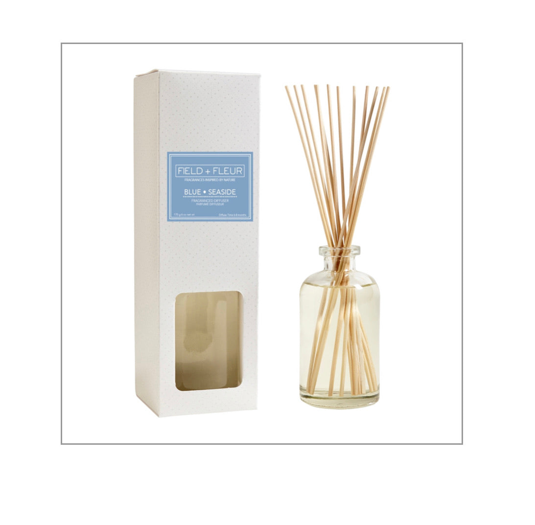 Hillhouse - Blue Seaside Diffuser - 6oz