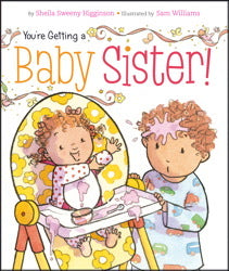 Book - You're Getting A Baby Sister