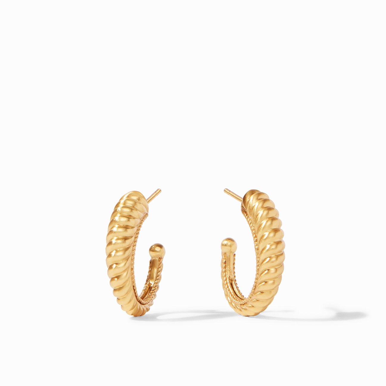 Julie Vos - Olympia Hoop Earrings