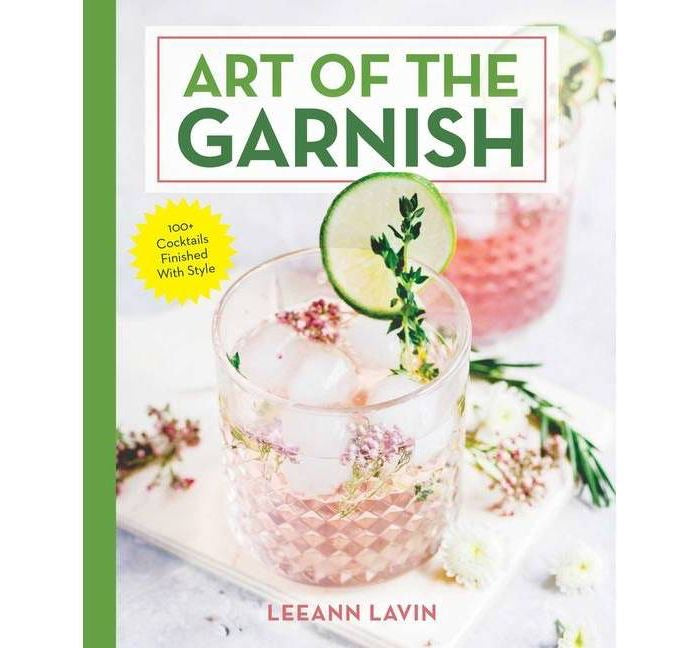 Book - Art of the Garnish