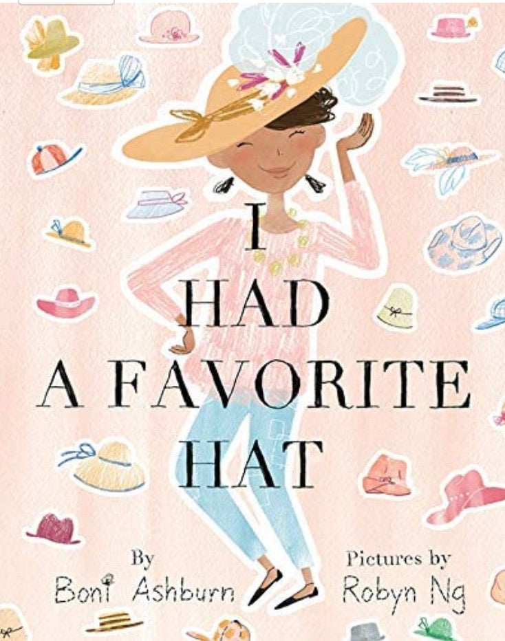Book - I Had A Favorite Hat