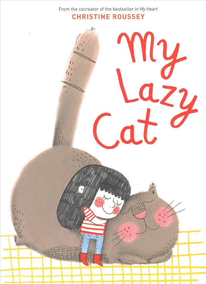 Book - My Lazy Cat