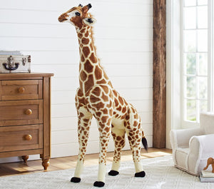Melissa & Doug - Giraffe Giant Stuffed Animal