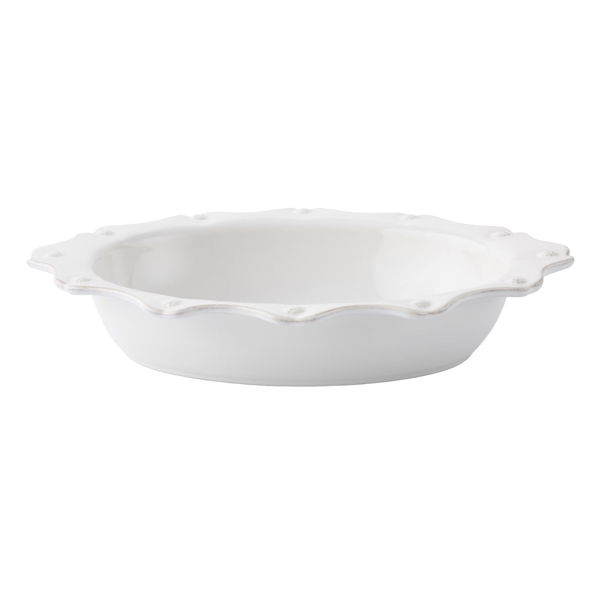 "Juliska - Berry & Thread Whitewash 13"" Oval Baker"