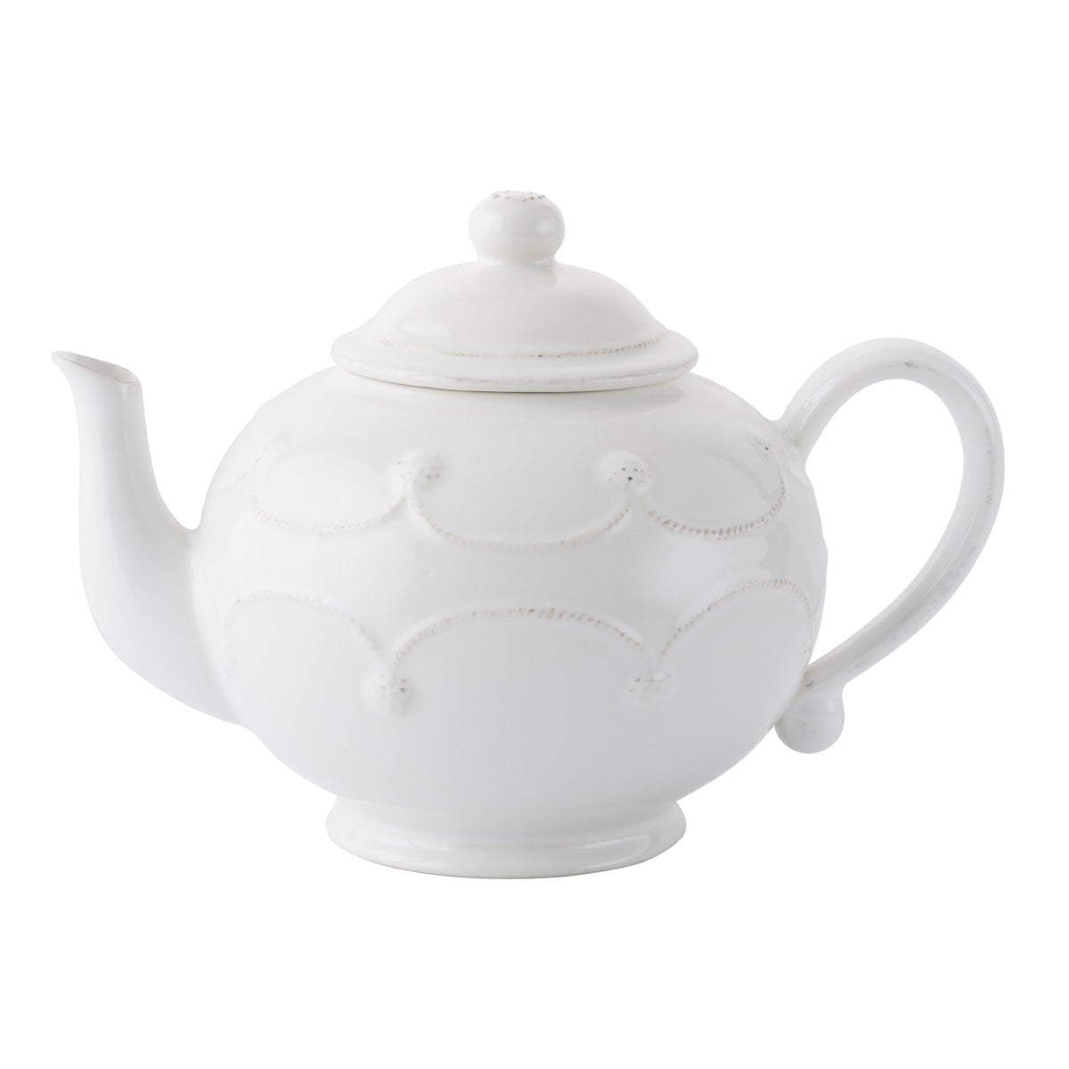 Juliska - Berry & Thread Whitewash Teapot