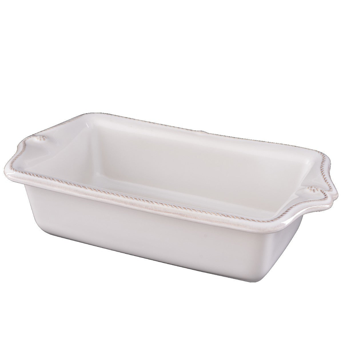 Juliska - Berry & Thread Whitewash Loaf Pan